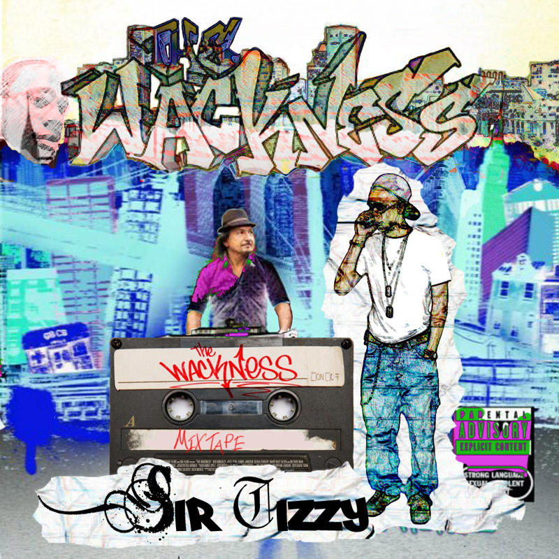 The Wackness Mixtape Cover (Offical)
